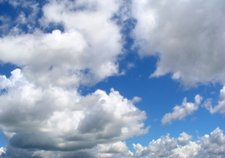 About Me. clouds in the sky